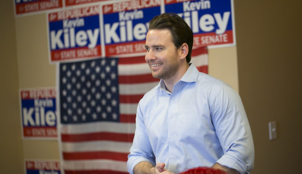 Roger Niello and Tim Leslie Endorse Kevin Kiley in SD 1